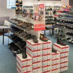 Farrenkopf-Mode-Schuhhaus